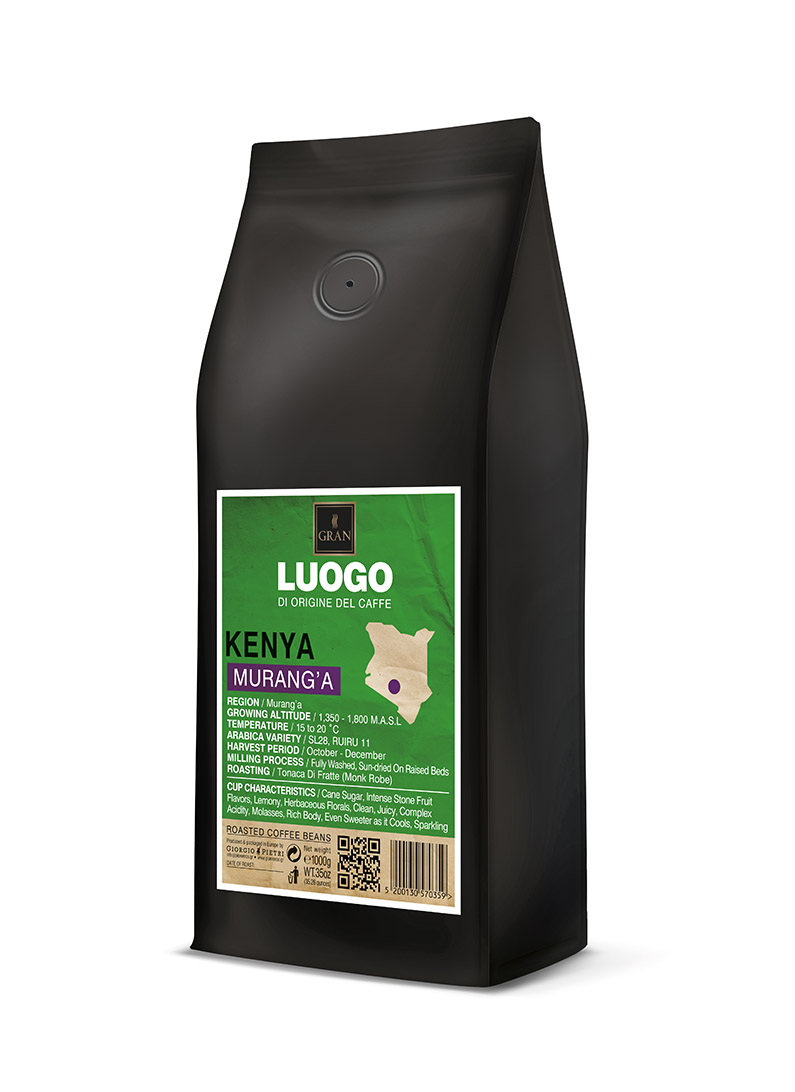 LUOGO | Kenya Murang'a