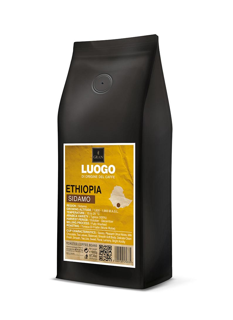 LUOGO   Ethiopia Sidamo
