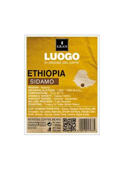 LUOGO | Ethiopia Sidamo