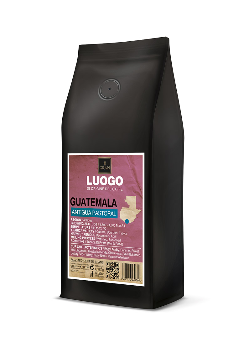 LUOGO | Guatemala Antigua Pastoral