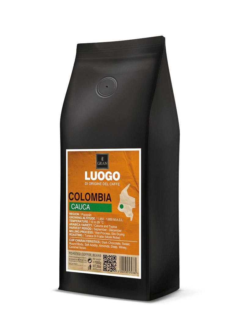 LUOGO | Colombia Cauca