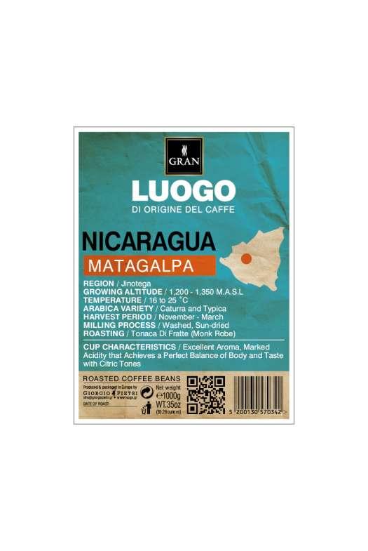 LUOGO   Nicaragua Matagalpa