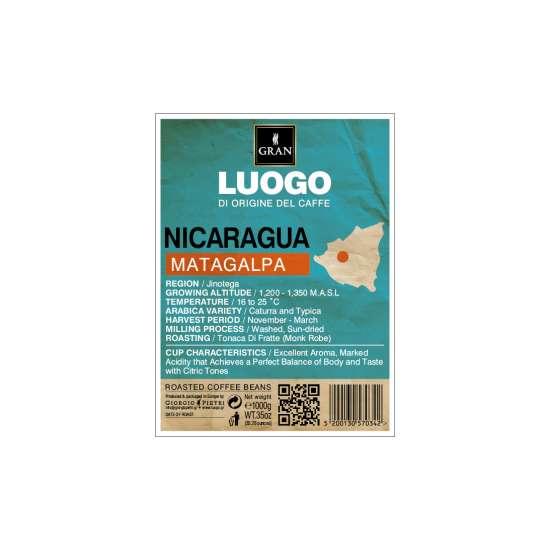 LUOGO | Nicaragua Matagalpa