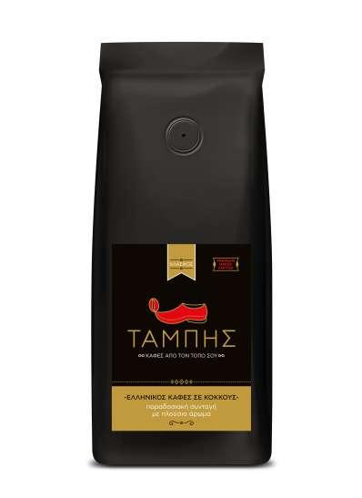TABIS   Greek Coffee roasted beans 1000g