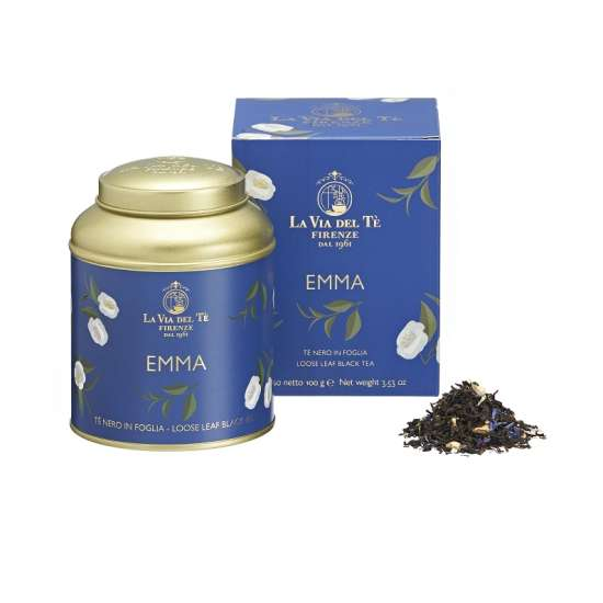 Emma tea Tin | La Via del Te